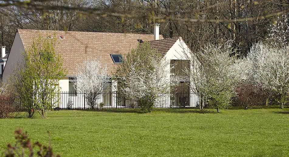 Jardins Hoche - Bois d'Arcy