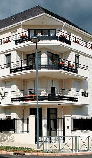 Constructions Christian Garnier - Montigny-le-Bretonneux Pénélope et Calypso