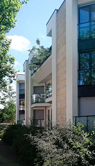 Constructions Christian Garnier - Montigny-le-Bretonneux - Villa Kessel